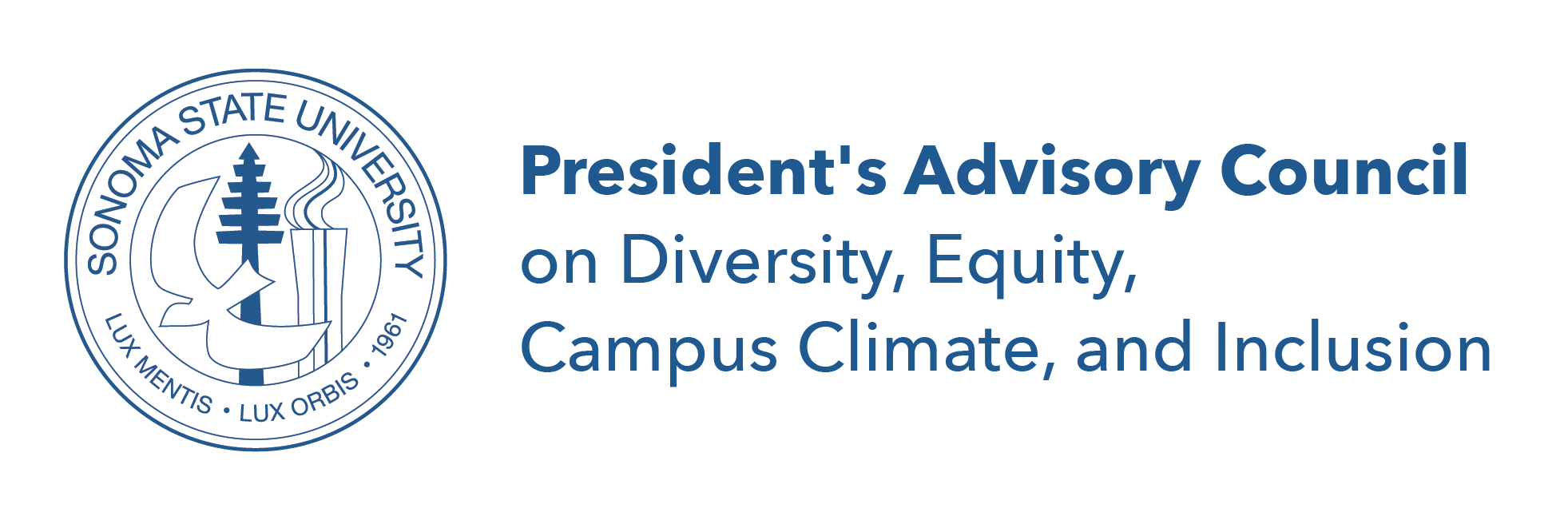 President's Advisory Council on Diversity, Equity, Campus Climate, and Inclusion